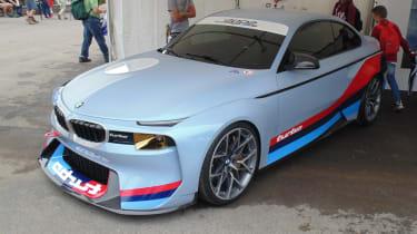BMW 2002 Hommage - Goodwood FoS