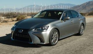 2016 Lexus GS facelift