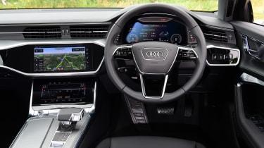 Audi A6 Allroad - dash