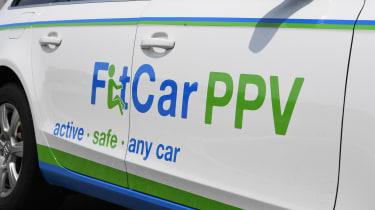 FitCar PPV logo