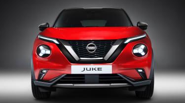 Nissan Juke - full front