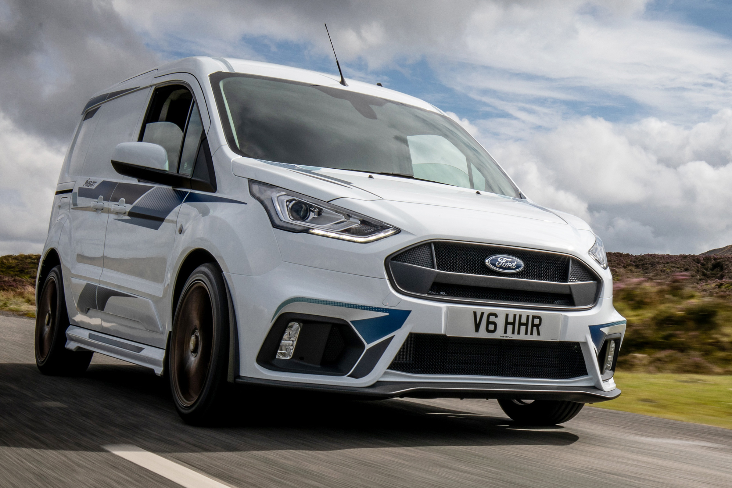 New Ms Rt Ford Transit Connect 2019 Review Auto Express