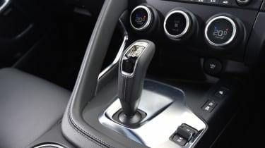 Jaguar E-Pace review - transmission