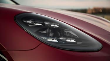 Porsche Panamera Turbo S E-Hybrid Sport Turismo - headlight