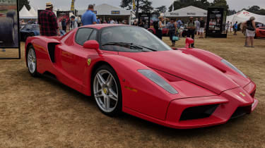 Goodwood Festival of Speed - Ferrari Enzo