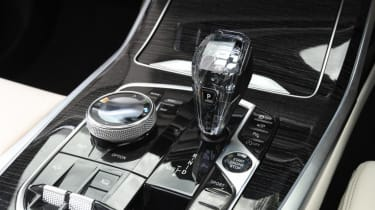 BMW X7 - gear