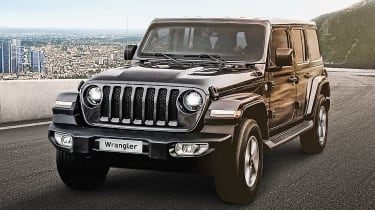 WIN A Jeep: Be prepared for adventure by living with a Wrangler for six months:  https://www.autoexpress.co.uk/win-a-wrangler
