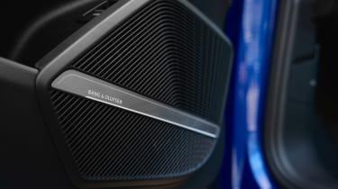 Audi Q5 Sportback - speaker