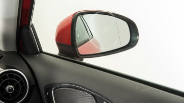 Used Audi A1 - mirrors