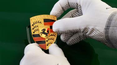 The 1,000,000th Porsche 911