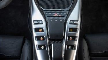 Mercedes-AMG GT 4-door - centre console