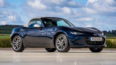 Mazda MX-5 Sport Venture - front static