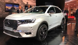 DS 7 Crossback E-Tense - Paris - Front