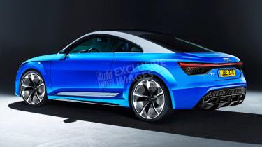 Audi TT - rear (watermarked)