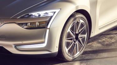 Renault Symbioz concept - front detail