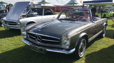 Salon Prive 2017 - Mercedes