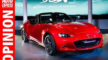 AE Opinion Mazda MX-5