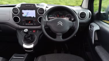 Citroen Berlingo 2016 - interior