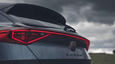 2021 Cupra Formentor rear lights