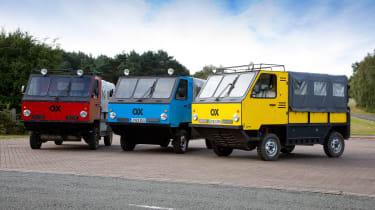 Global Vehicle Trust OX - header