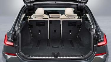 BMW 3 Series Touring - studio boot