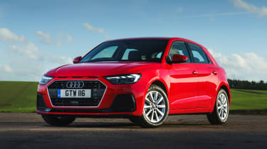 Audi A1 - front static