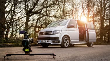 Long-term test review: Volkswagen Transporter Sportline - sunset
