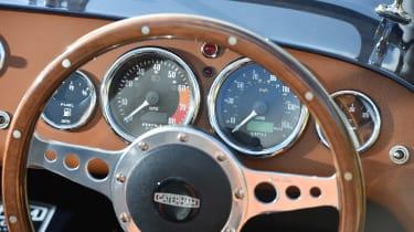 Caterham Seven SuperSprint - steering wheel