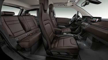 BMW i3 120Ah - interior