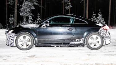2018 Audi TT Coupe - side