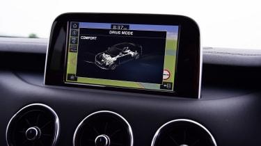 Kia Stinger long-term test: first report - drive mode