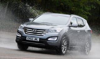 Hyundai Santa Fe 4x4 2013