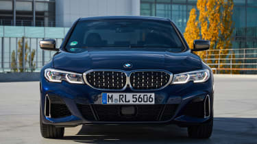 BMW M340i xDrive - full front static