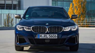 BMW M340i xDrive - full front static