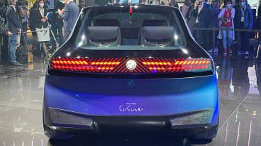 BMW i Vision Circular - Munich full rear