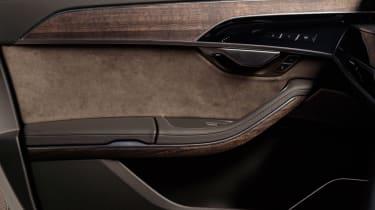 Audi A8 - door detail