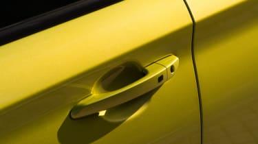 Hyundai Kona Premium SE 2017 - door handle