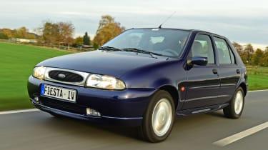 British classics - Ford Fiesta