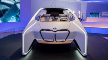 BMW HoloActive touch concept - full front
