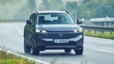 Honda HR-V 2021 - front driving