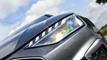 Audi A4 - headlight