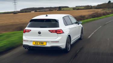 Volkswagen Golf GTD - rear action