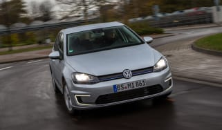 Volkswagen Golf Plug-in hybrid 2014 front action