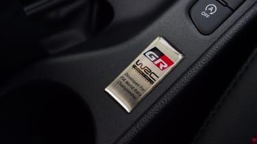 Toyota GR Yaris - emblem
