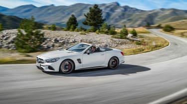 Mercedes SL facelift 2015 2