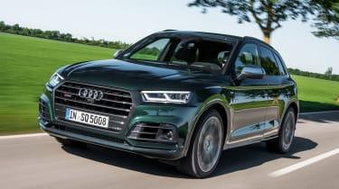 Audi SQ5 - front