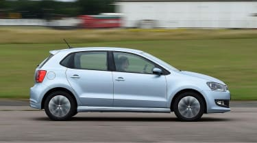 Overall the VW Polo BlueMotion is a vast improvement over the previously unrefined and sluggish diesel version.