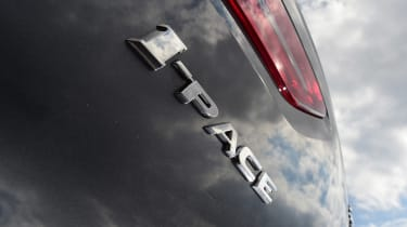 Jaguar I-Pace - I-Pace badge