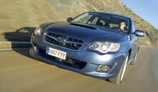 Subaru front