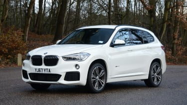 BMW X1 - front static